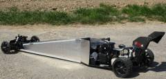 carbon fighter  dragster